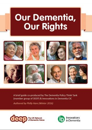 Our Dementia Our Rights